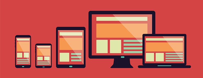 Your website appears beautifully across screens of all shapes and sizes.