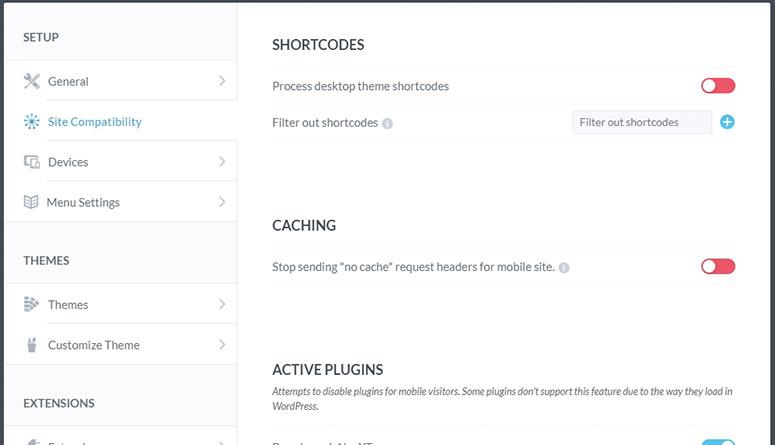 MangoWP help you make WordPress site Mobile-Friendly