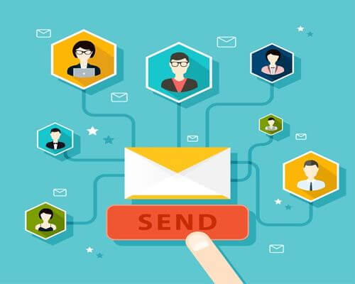 Use SMTP server to send large volumes of emails without fear of being labeled as SPAM