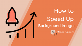 How to Speed Up Background Images