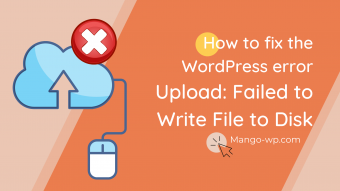 fail-to-write-disk