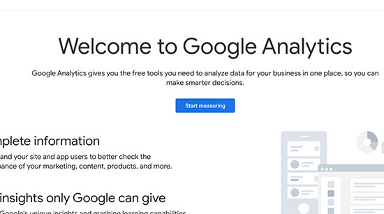 Signup with Google Analytics 2